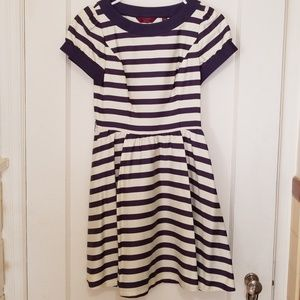 Ted Baker S/S Striped Dress